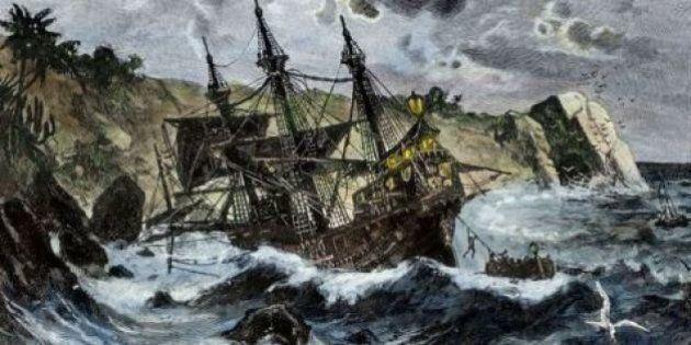 La 'Santa Maria' di Colombo e la scoperta che non