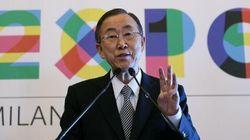 Ban Ki-moon si vergogna