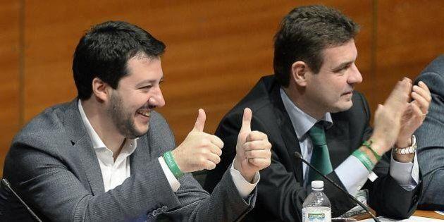 Elezioni Piemonte, Roberto Cota non molla. E Matteo Salvini:
