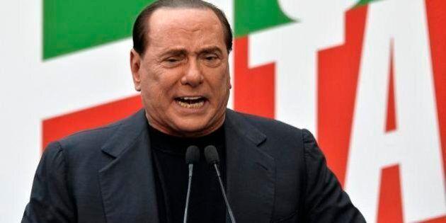 Silvio Berlusconi ai militanti del Pdl: