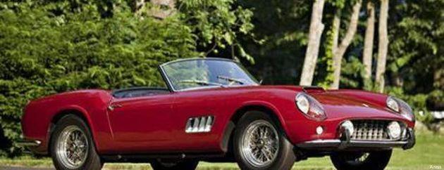 L'auto più cara del mondo è una Ferrari spider del