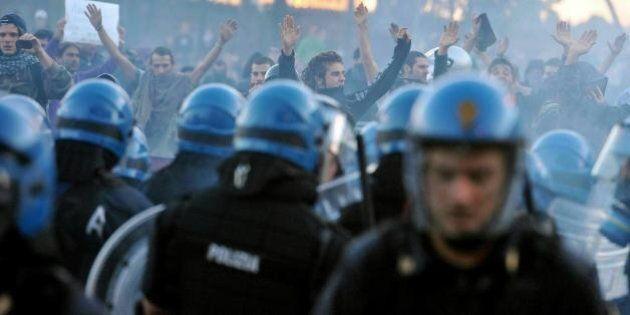 Manifestazione 19 ottobre, le preoccupazioni dell'intelligence. Livello di pericolo 8 su