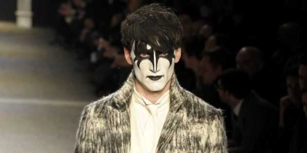 Milano moda uomo: il dandy rock di John Varvatos