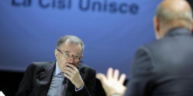 Giorgio Squinzi boccia la legge di stabilità: