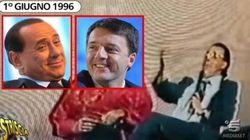 Correva l'anno 1996... e nei panni di Berlusconi c'era proprio