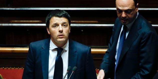 Governo Renzi: il giorno della fiducia al Senato. Un discorso da sindaco ma non da