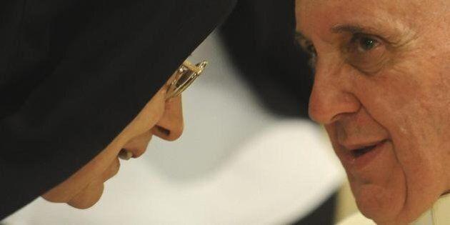 Papa Francesco: donna portavoce o donna elettrice? Care femministe, aspettatevi delle sorprese