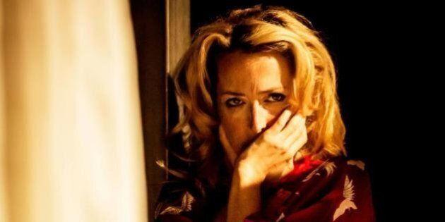 Gillian Anderson e la sua relazione lesbica: