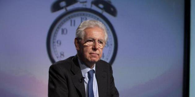 Mario Monti a In mezz'ora: