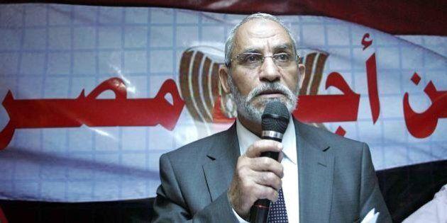 Egitto, arrestato il leader dei Fratelli Musulmani Mohammed Badie