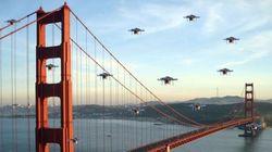 I droni di Amazon. La rete si scatena in previsioni, battute e