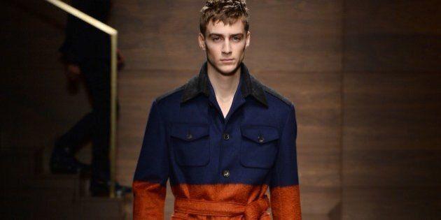 Milano moda uomo inverno 2014-2015. Les Hommes, Ermenegildo Zegna, Salvatore Ferragamo. I trend per lui