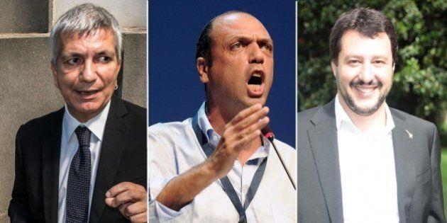 Angelino Alfano su nozze gay, le reazioni su twitter. Nichi Vendola: