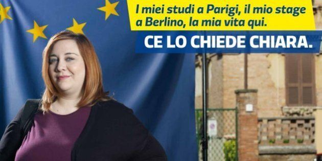 Matteo Renzi e i manifesti Pd per le europee: non c'è il suo nome ma quello degli iscritti