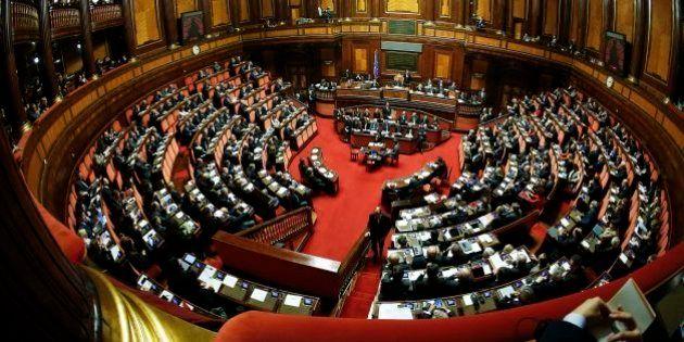 Matteo Renzi incassa il sì del Pd, mugugni nella minoranza dopo il discorso in Senato