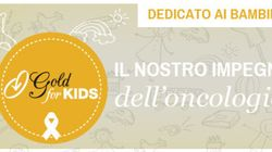 Gold for kids: la nuova