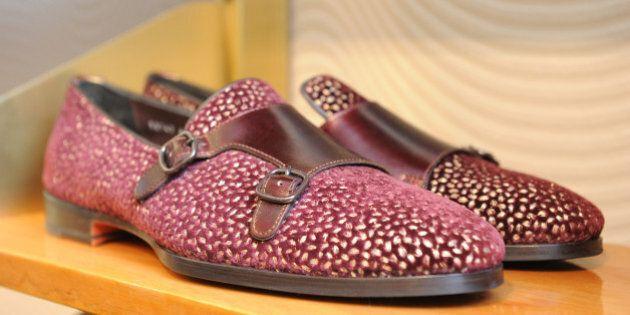 Milano moda uomo inverno 2014-2015. Hogan, Church's, Santoni: tutte le tendenze scarpe