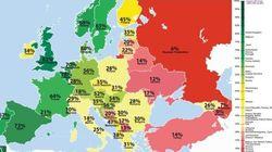 I 10 paesi europei più gay