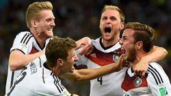 La Germania è campione del Mondo (FOTO,