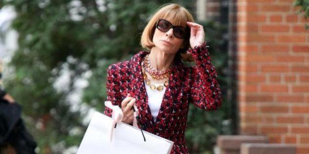 Giorgio Armani contro Anna Wintour di Vogue Usa: