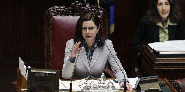 Laura Boldrini denunciata da Roberta Lombardi per le parole