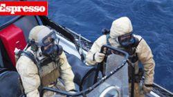 Le armi chimiche siriane in viaggio verso