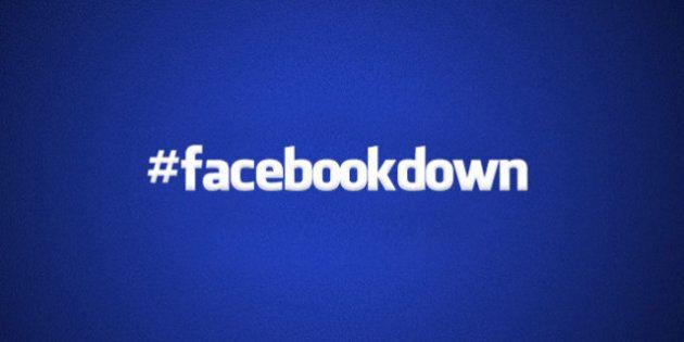 Facebook down: il Social Network più importante al mondo sembra essere inaccessibile