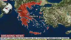Nave carica di profughi siriani diretta in Puglia. Atene invia