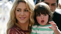 Shakira al Maracanà col piccolo Milan