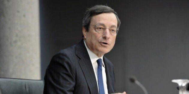 La Banca centrale europea mantiene i tassi invariati allo 0,25%, Draghi apre al Quantitative