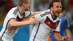 Niente può fermare la Germania, in tutto (FOTO,