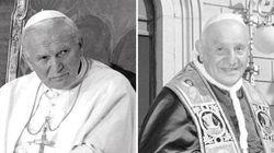 Roncalli e Wojtyla santi il 27 aprile