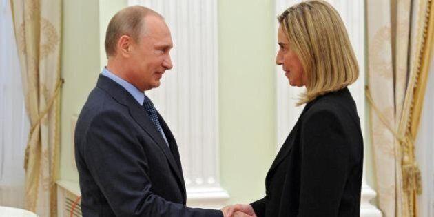 La Mogherini come Ministro degli esteri europeo? L'Italia merita di