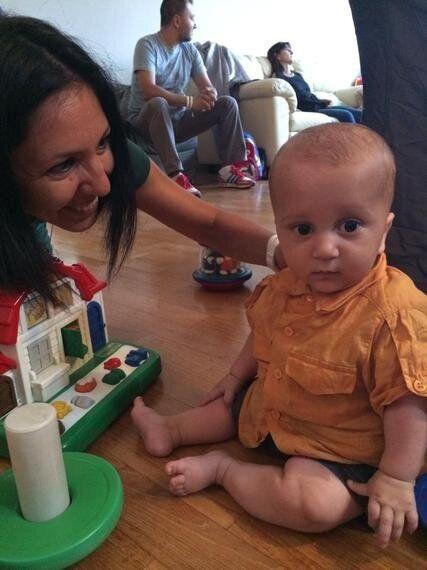 From Siria with love - il piccolo Gais e la sua nuova