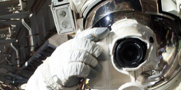 Luca Parmitano racconta il suo incidente nello spazio: