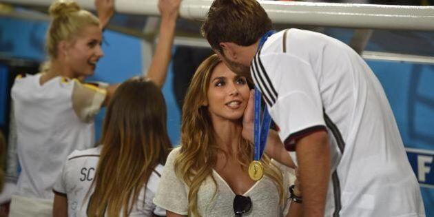 Germania Argentina Finale Mondiali 2014, le wags in campo: a chi la Coppa della più bella?