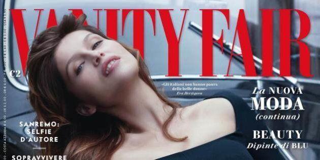 Laetitia Casta su Stefano Accorsi e sulla storia finita su Vanity Fair: