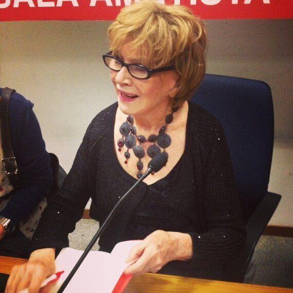 Edna O'Brien, la