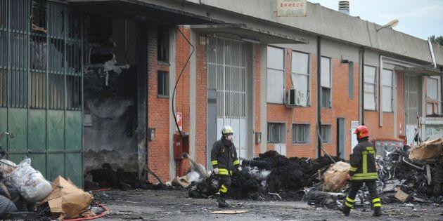 Incendio Prato, il presidente di Associna: