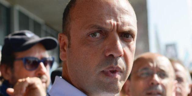 Angelino Alfano, nozze gay:
