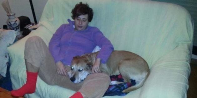 Ebola, soppresso il cane dell'infermiera spagnola Maria Teresa Romero. Scontri con gli animalisti