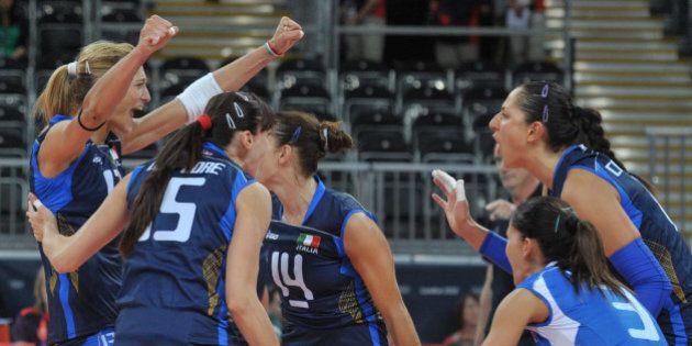 Mondiali di pallavolo femminili. L'Italia trova Stati Uniti e Russia sul suo