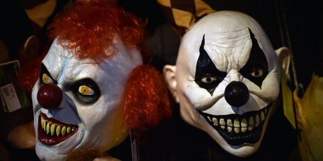 It's No Coincidence That The Creepy-Clown Craze Erupted