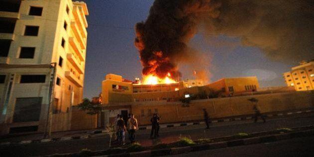 Gaza, Isis rivendica attentato a Centro culturale francese. Hamas parla di