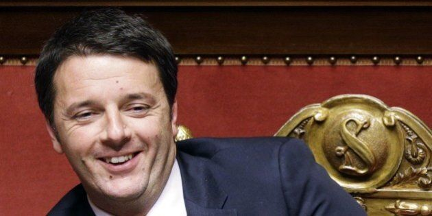 Matteo Renzi a Ballarò: