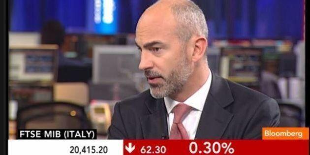 Goldman Sachs punta sull'Italia di Matteo Renzi. Francesco Garzarelli: