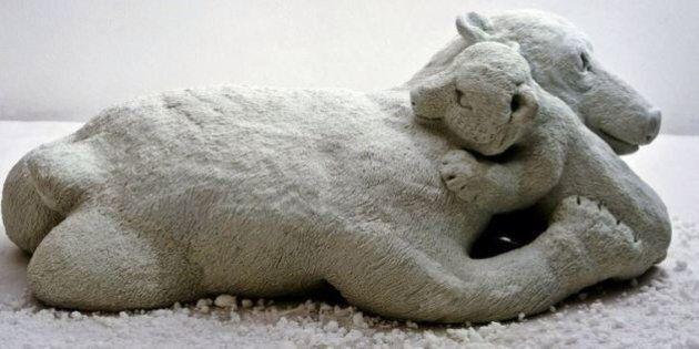Sue Willis, l'artista americana che scolpisce animali per dar loro una voce che non hanno