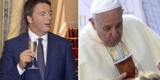 Italia e Vaticano, brindisi dolce come il vin santo o amaro come il mate? Come sono cambiati i rapporti...
