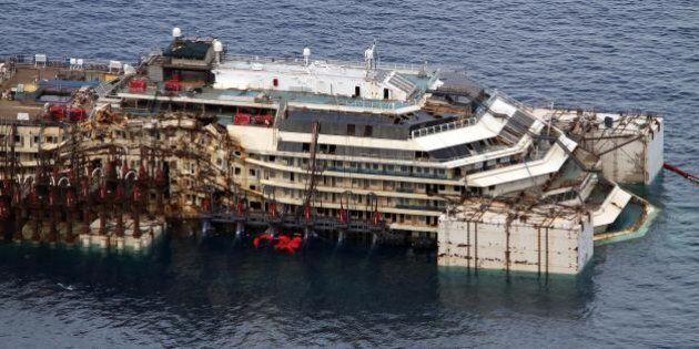 Costa Concordia, il ministro Gian Luca Galletti: