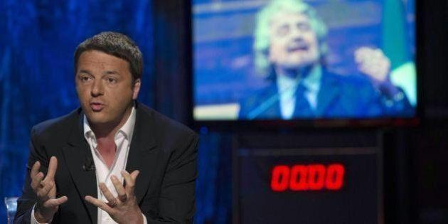 Matteo Renzi: il voto sul Senato non preoccupa, è bagarre Italicum. Il premier ai M5s perché Forza Italia...